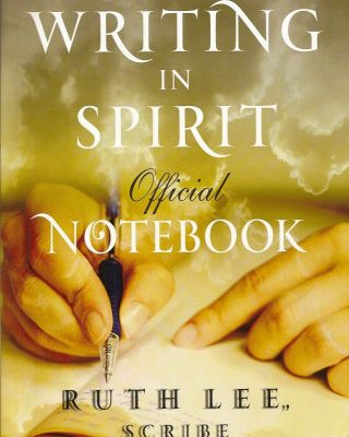 Writing in Spirit Official Notebook