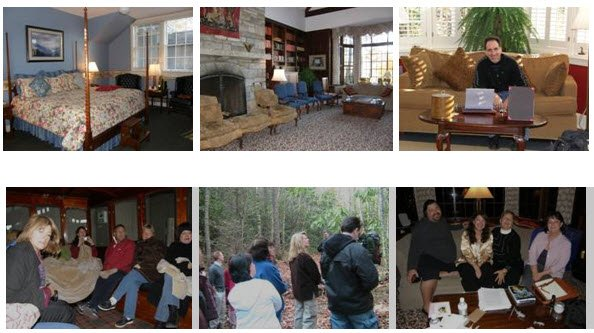 Catch The Wave 4 Retreat at The Greystone Inn in Asheville, North Carolina