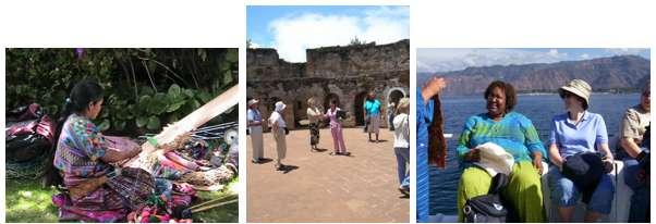 Touring in Guatemala and Hondurus