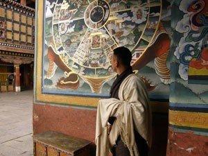 Mandala Art on Wall