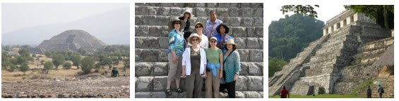 Tour of Mexico's Ancient and Colonial Cities