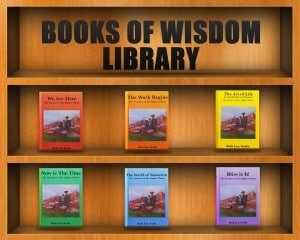 The Books of Wisdom by The Teachers of The Higher Planes, Scribed by Ruth Lee